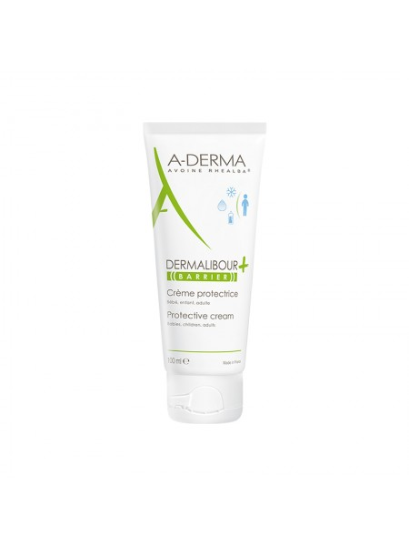 A-Derma Dermalibour+ Barrier Protective Cream 100ml  Κατάλληλη για το...
