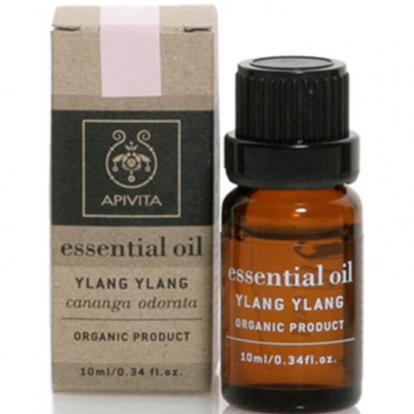 Apivita Essential Oil Ylang-Ylang 10ml