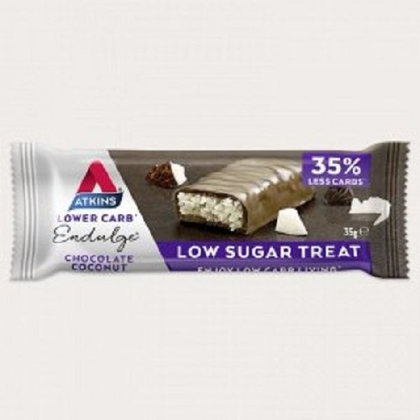 Atkins Atkin Endulge Chocolate Coconut Bar, 35gr