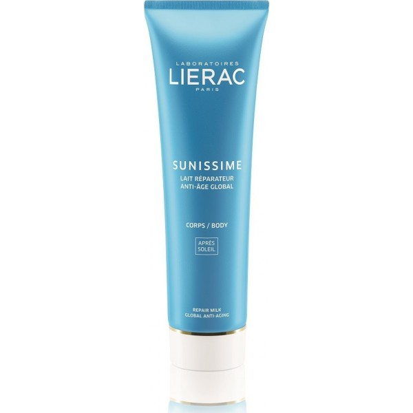 Lierac Sunissime Rehydrating Repair Milk Global Anti-aging 150ml