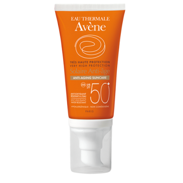 Avene Eau Thermale Very High Protection Solaire Anti-Age SPF50+ 50ml