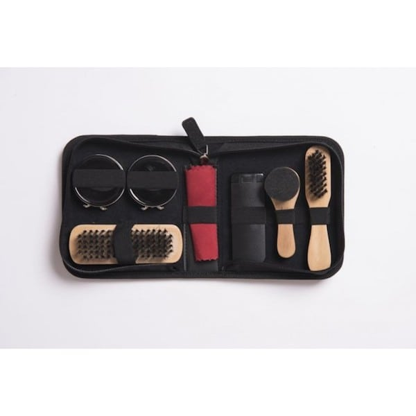 Depot Travel & Shoe Shine Kit