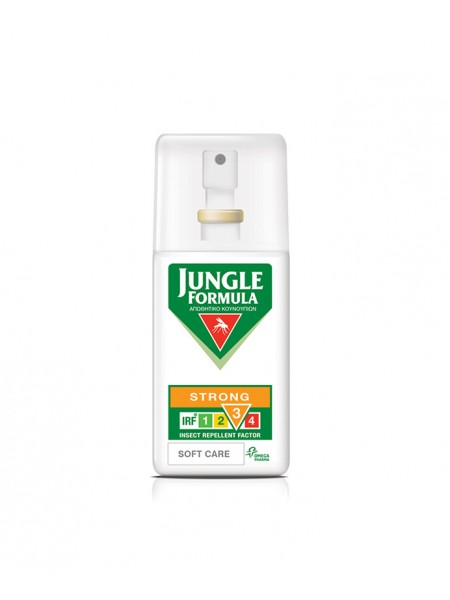 Jungle Formula Εντομοαπωθητικό Soft Care Spray 75ml...